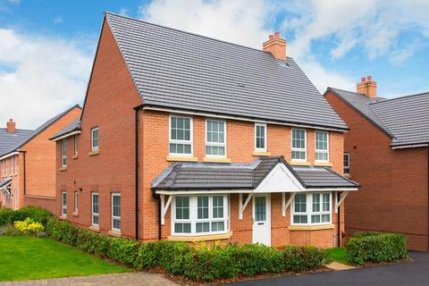 4 bedroom detached house for sale - Plot 235, Alnwick at New Lubbesthorpe, Tay Road, Lubbesthorpe, LEICESTER LE19