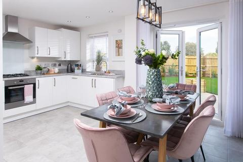 3 bedroom semi-detached house for sale - Plot 223, MAIDSTONE at Berry Hill, Lindhurst Way West, Mansfield, MANSFIELD NG18