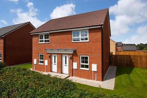 2 bedroom semi-detached house for sale - Plot 27, Kenley at Torne Farm, Bankwood Crescent, New Rossington, DONCASTER DN11