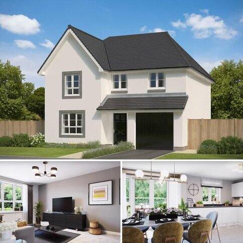 4 bedroom detached house for sale - Plot 318, Cullen at Osprey Heights, Oldmeldrum Road, Inverurie, INVERURIE AB51