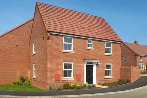 3 bedroom detached house for sale - Plot 55, Hadley at David Wilson Homes @Mickleover, Kensey Road, Mickleover, DERBY DE3