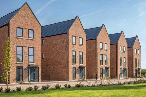 4 bedroom terraced house for sale - Plot 142, Elsworth at Darwin Green, Huntingdon Road, Cambridge, CAMBRIDGE CB3