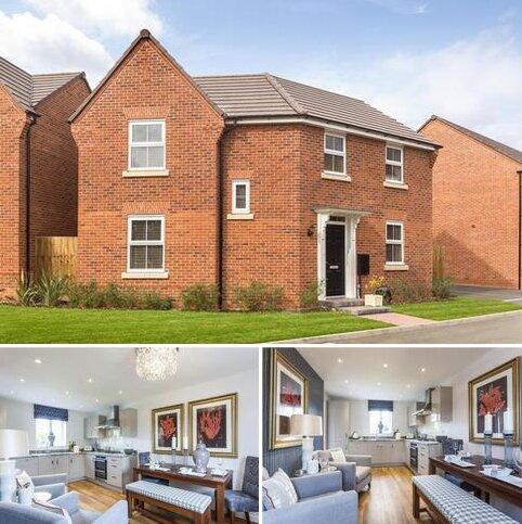 3 bedroom detached house for sale - Plot 346, Fairway at Wigston Meadows, Newton Lane, Wigston, WIGSTON LE18