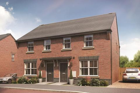3 bedroom semi-detached house for sale - Plot 237, Archford at Canford Paddock, Magna Road, Canford BH11