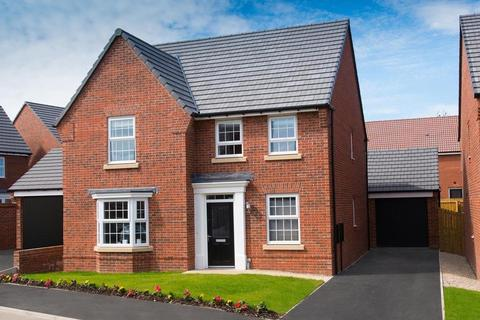 4 bedroom detached house for sale - Plot 114, Holden at Berry Hill, Lindhurst Lane, Mansfield, MANSFIELD NG18