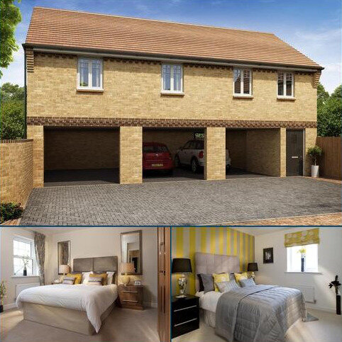 2 bedroom detached house for sale - Plot 265, Harrowden Special at Willow Grove, Southern Cross, Wixams, Wilstead, BEDFORD MK42