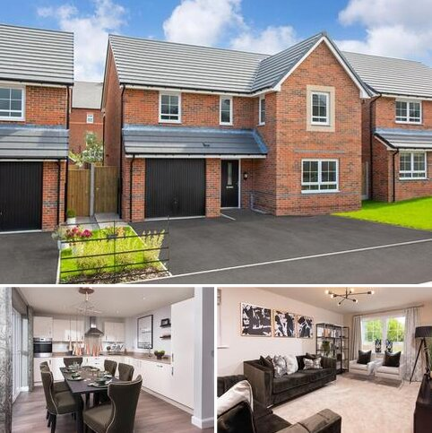 4 bedroom detached house for sale - Plot 136, Hale at Kings Quarter, Parkstone Drive, off Pewterspear Green Road, Stretton, WARRINGTON WA4