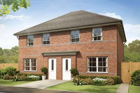 3 bedroom end of terrace house for sale - Plot 339, Maidstone at Deer's Rise, Pye Green Road, Hednesford, CANNOCK WS12