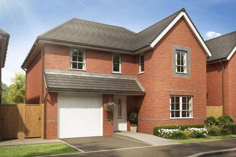 4 bedroom detached house for sale - Plot 343, Hale at Deer's Rise, Pye Green Road, Hednesford, CANNOCK WS12