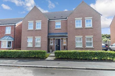 5 bedroom detached house for sale - Carnoustie Close, Ashington, Northumberland, NE63 9GB