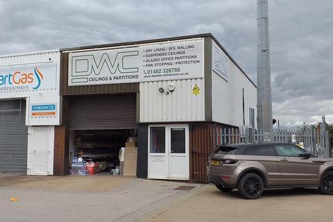 Industrial unit for sale - Unit 4, South Orbital Trading Park, Hedon Road, Hull, HU9 1NJ