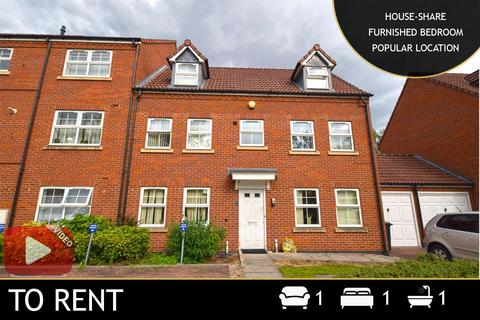 1 bedroom house share to rent - Montvale Gardens, Leicester, LE4