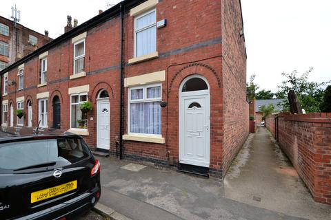 2 bedroom end of terrace house for sale - Violet Street, Heaviley, Stockport SK2 6PE