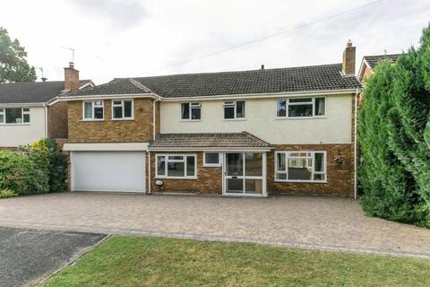 5 bedroom detached house for sale - Heath Croft Road, Four Oaks