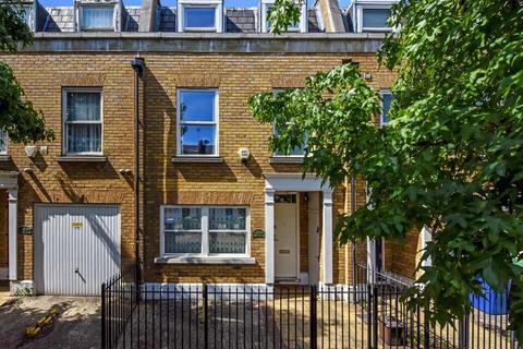 4 bedroom terraced house for sale - Butterworth Terrace, Sutherland Walk, London SE17