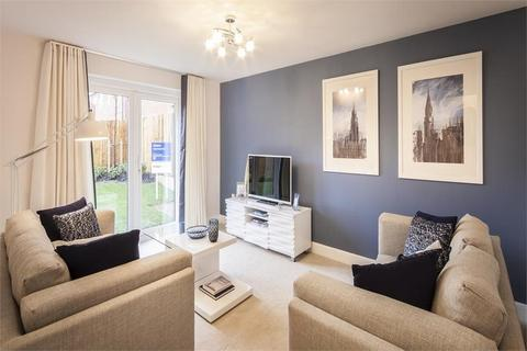 Miller Homes - Blackfield Green - Plot 57, The Eskdale at The Spinnings, The Spinnings, Kirkham, Preston, Lancashire PR4