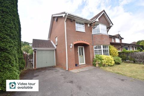 4 bedroom detached house to rent - Sworder Close, Luton