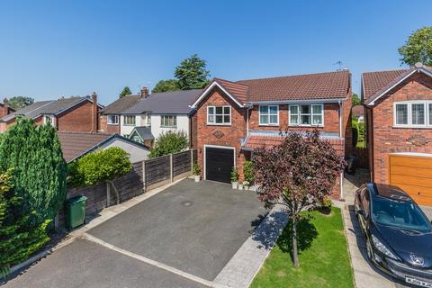 4 bedroom detached house for sale - Millbrook Fold, Hazel Grove, Stockport, SK7