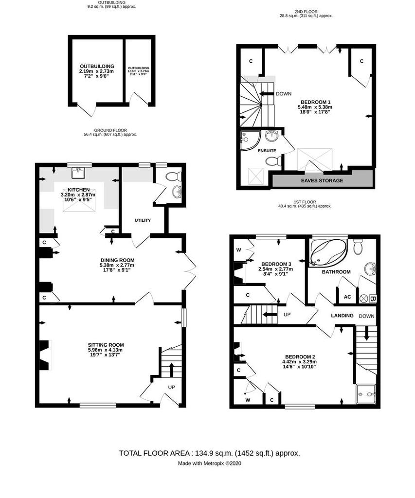 Floorplan: 91 Quantock View Bishops Lydeard High.jpg