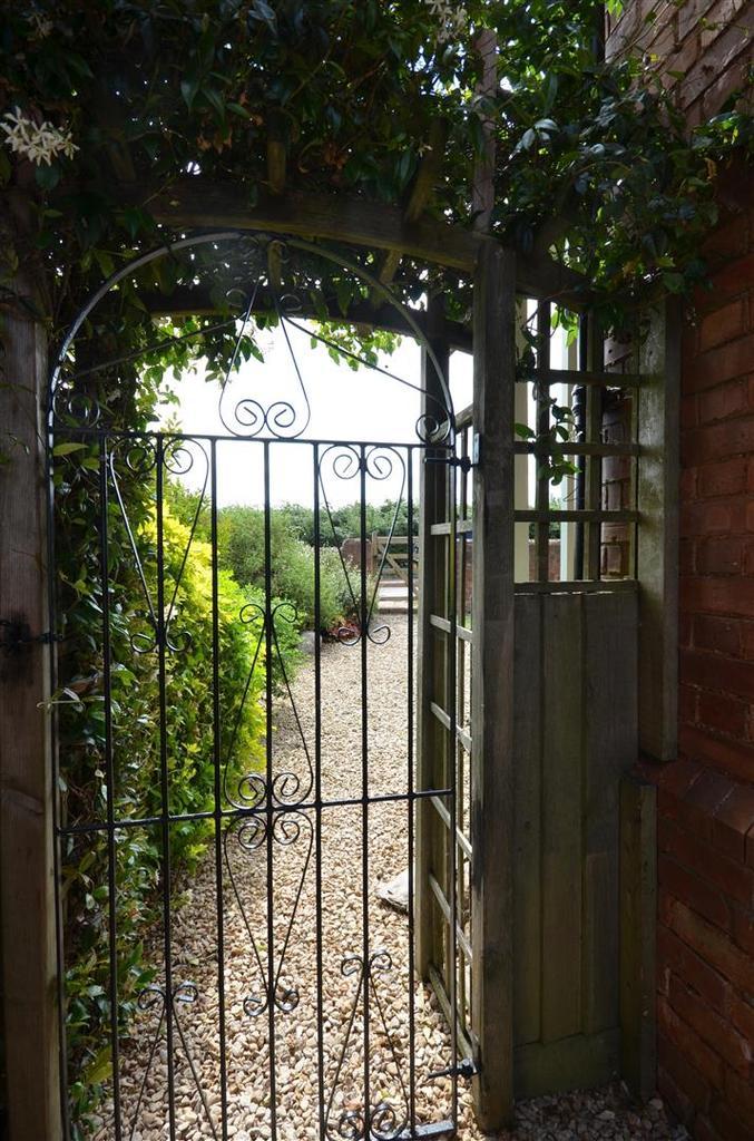 A Glimpse through the Gate