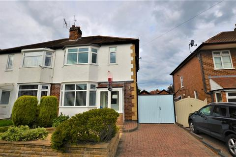 3 bedroom semi-detached house for sale - Melton Avenue, Littleover, Derby