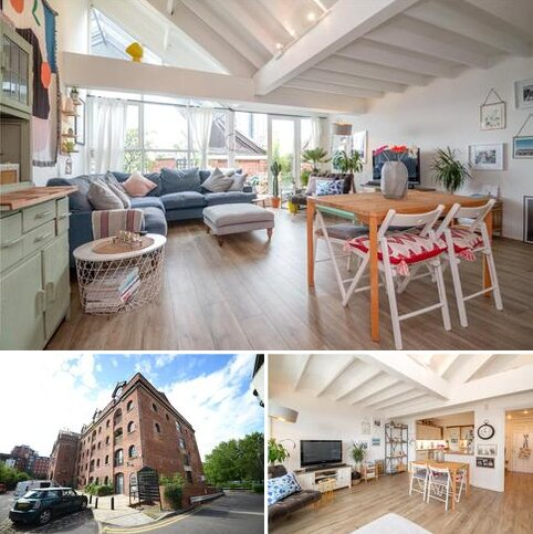 2 bedroom character property for sale - Middle Warehouse, Castle Quay, Manchester, M15