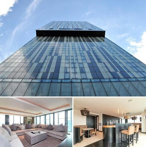 4 bedroom apartment to rent - Beetham Tower, 301 Deansgate, Manchester, M3