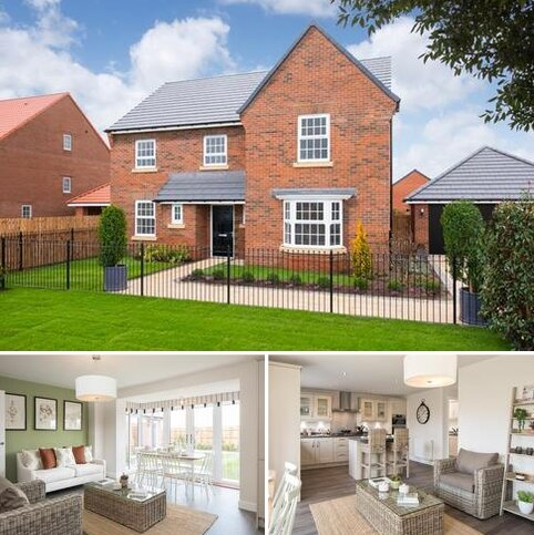 5 bedroom detached house for sale - Plot 82, Manning at The Grove, Hanzard Drive, Wynyard, BILLINGHAM TS22