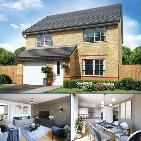 4 bedroom detached house for sale - Plot 248, Kennford at Leven Woods, Green Lane, Yarm, YARM TS15