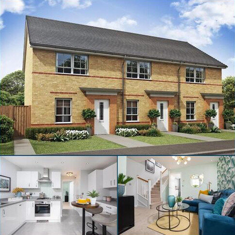 2 bedroom terraced house for sale - Plot 145, Kenley at North Gosforth Park, Rydal Terrace, North Gosforth, NEWCASTLE UPON TYNE NE13