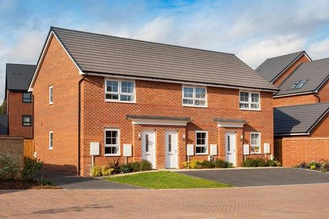 2 bedroom end of terrace house for sale - Plot 155, Kenley at Jubilee Gardens, Norton Road, Stockton-On-Tees, STOCKTON-ON-TEES TS20