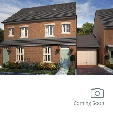 3 bedroom semi-detached house for sale - Plot 202, Gibson at Elba Park, Chester Road, Houghton Le Spring, HOUGHTON LE SPRING DH4