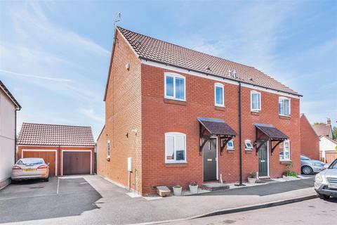 3 bedroom semi-detached house for sale - Nichol Place, Cotford St. Luke