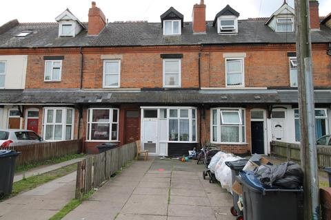 3 bedroom terraced house for sale - Mount Pleasant Avenue, Handsworth, Birmingham, B21 9QA