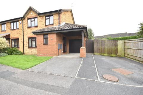 3 bedroom semi-detached house for sale - The Nurseries, Bishops Cleeve, Cheltenham, Gloucestershire, GL52