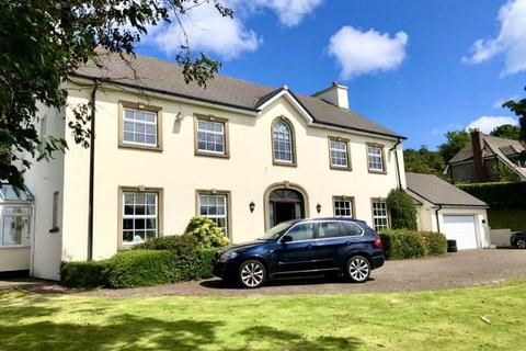 4 bedroom detached house for sale - September House, Lower Cronk Orry, Minorca Hill, Laxey