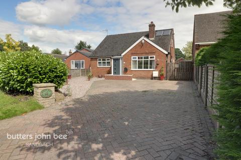 4 bedroom bungalow for sale - Vicarage Lane, Sandbach