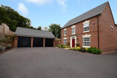 4 bedroom detached house to rent - Wordsworth Court, Melton Mowbray, Leicestershire