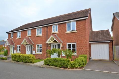 3 bedroom semi-detached house for sale - Holst Grove, Cheltenham, GL51 6GA