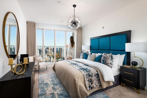 3 bedroom penthouse for sale - Plot 129, The Liberty at Blackwall Reach, Royal Captain Court, 26 Arniston Way, Poplar, London E14