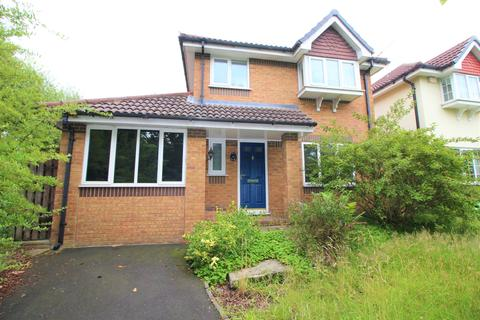 4 bedroom detached house to rent - Yeoford Drive, Altrincham, WA14 4UP