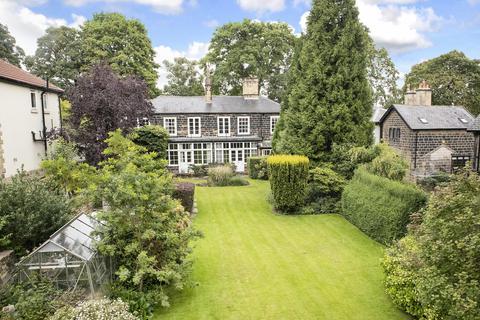 4 bedroom detached house for sale - Gledhow Wood Road, Roundhay, Leeds, LS8 4DG