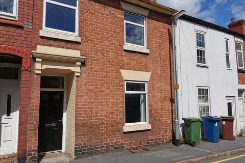 4 bedroom terraced house to rent - Albert Terrace ST16