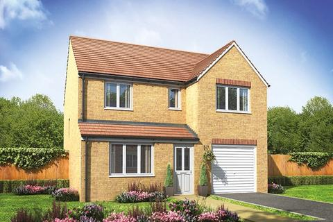 4 bedroom detached house for sale - Plot 32, The Longthorpe at The Hedgerows, Crewe Road ST7