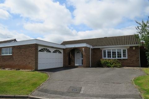 3 bedroom bungalow for sale - Rolleston Close, Hucknall, Nottingham, NG15