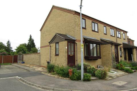 2 bedroom terraced house to rent - Mulberry Close, Stotfold, SG5