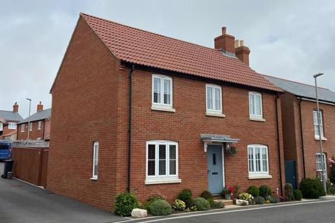 3 bedroom detached house for sale - Lilly Lane, Chickerell, Weymouth