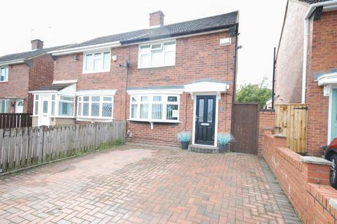 2 bedroom semi-detached house for sale - Hollinside Road, Nookside