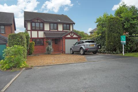 3 bedroom detached house for sale - Hazel Drive, Armitage WS15