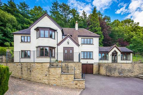 5 bedroom detached house for sale - Tedgness Road, Grindleford, Hope Valley